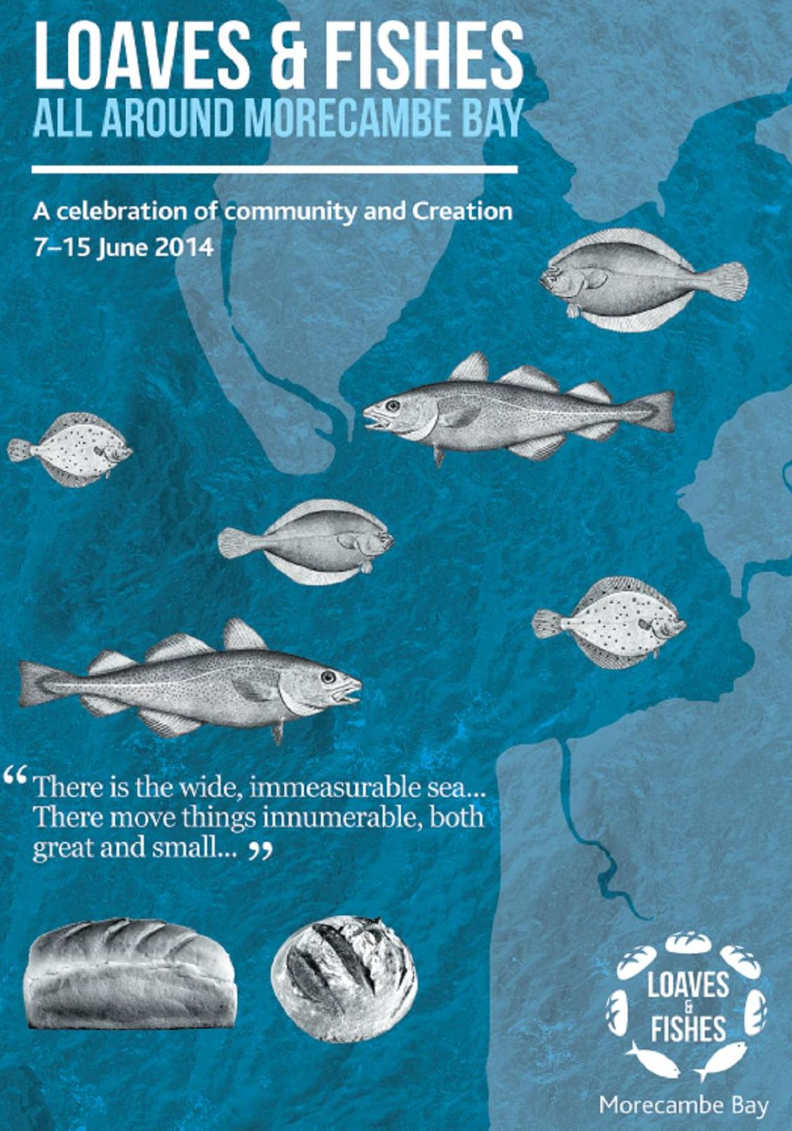 Environment groups cafod lancaster blog for Loves and fishes