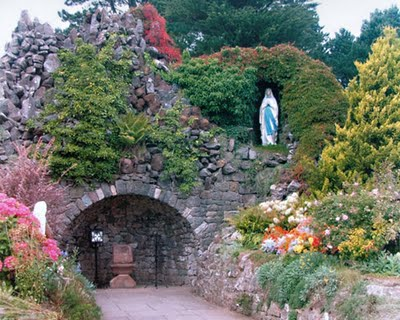The Grotto at St Mary's Church, Cleator Moor