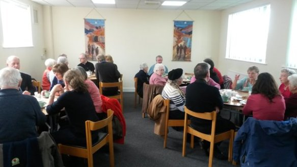 CAFOD Lenten Lunch at the Parish Centre