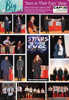 'Stars in Their Eyes' show