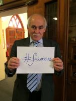 CAFOD Volunteer, Peter Brocklesby, is supporting the Maua Community, are you?