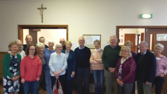 Our Lady & St Edward's Parish, Preston - CAFOD Group who orgnaised Harvest Soup Lunch