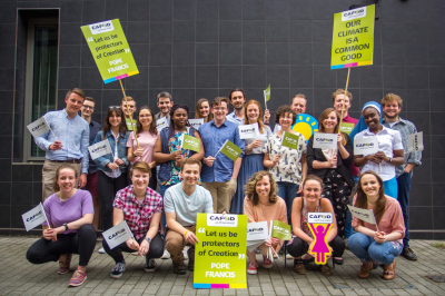 Catholic youth campaigners represent UK at international event | ICN